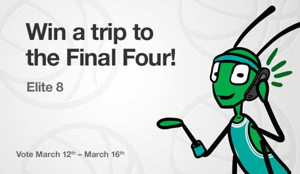 Win a Trip to the Final Four