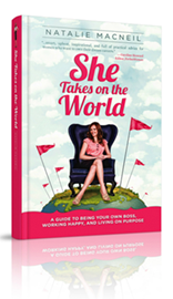 She Takes On the World by Natalie MacNeil