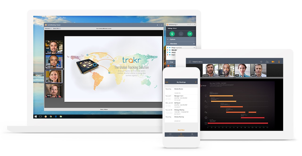 GoToMeeting vs  Skype for Business | GoToMeeting