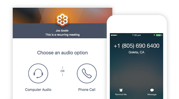 GoToMeeting Call Me | GoToMeeting