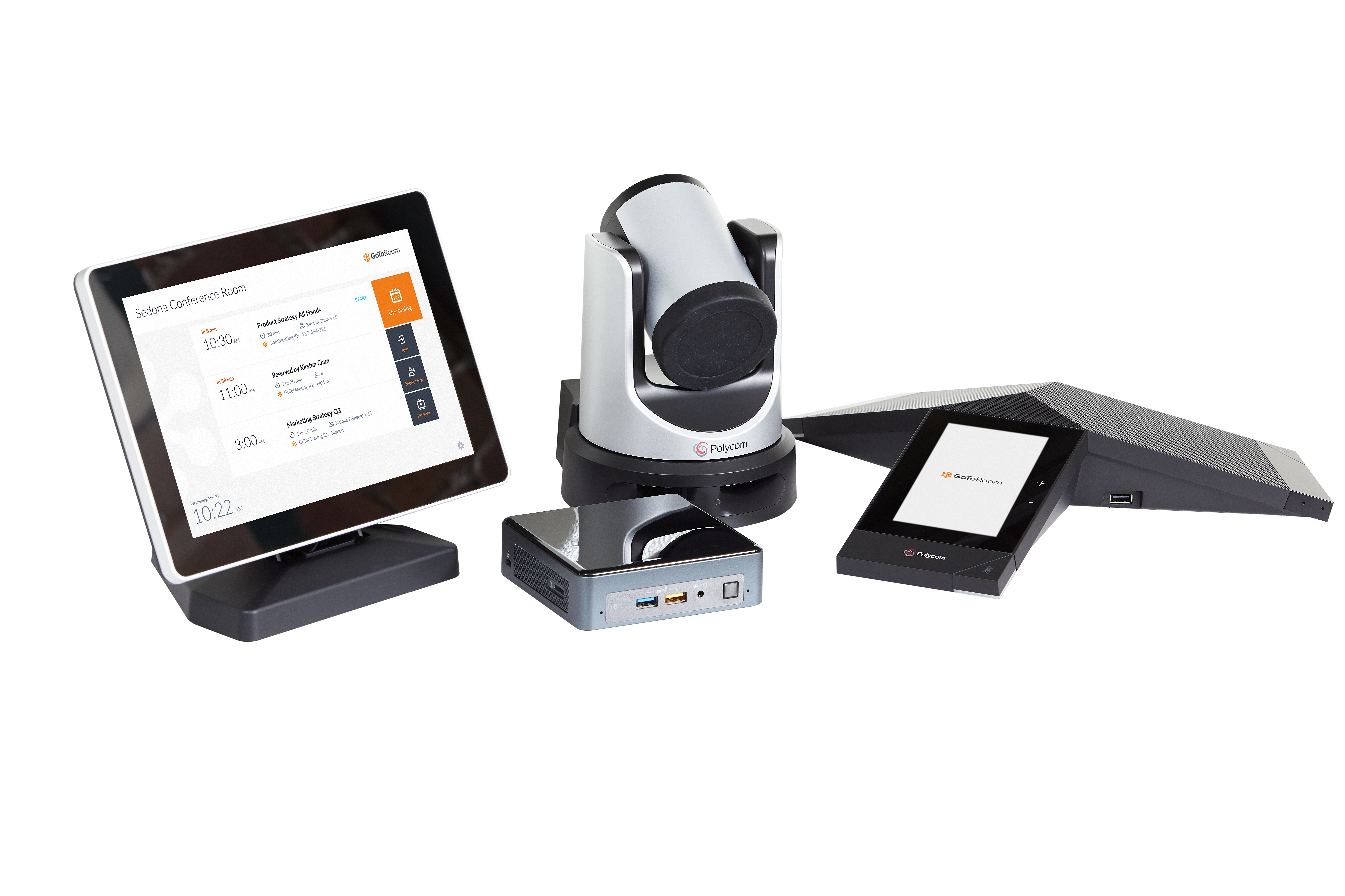 Video Conference Room Solutions | GoToMeeting