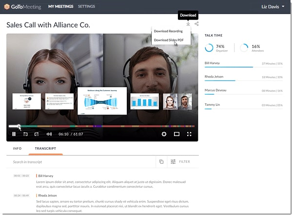 Intelligent Collaboration | GoToMeeting