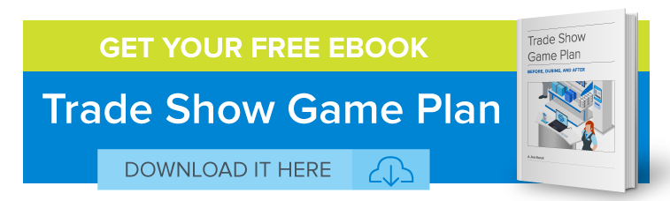 Jive Tradeshow Game Plan Before During After Ebook Banner