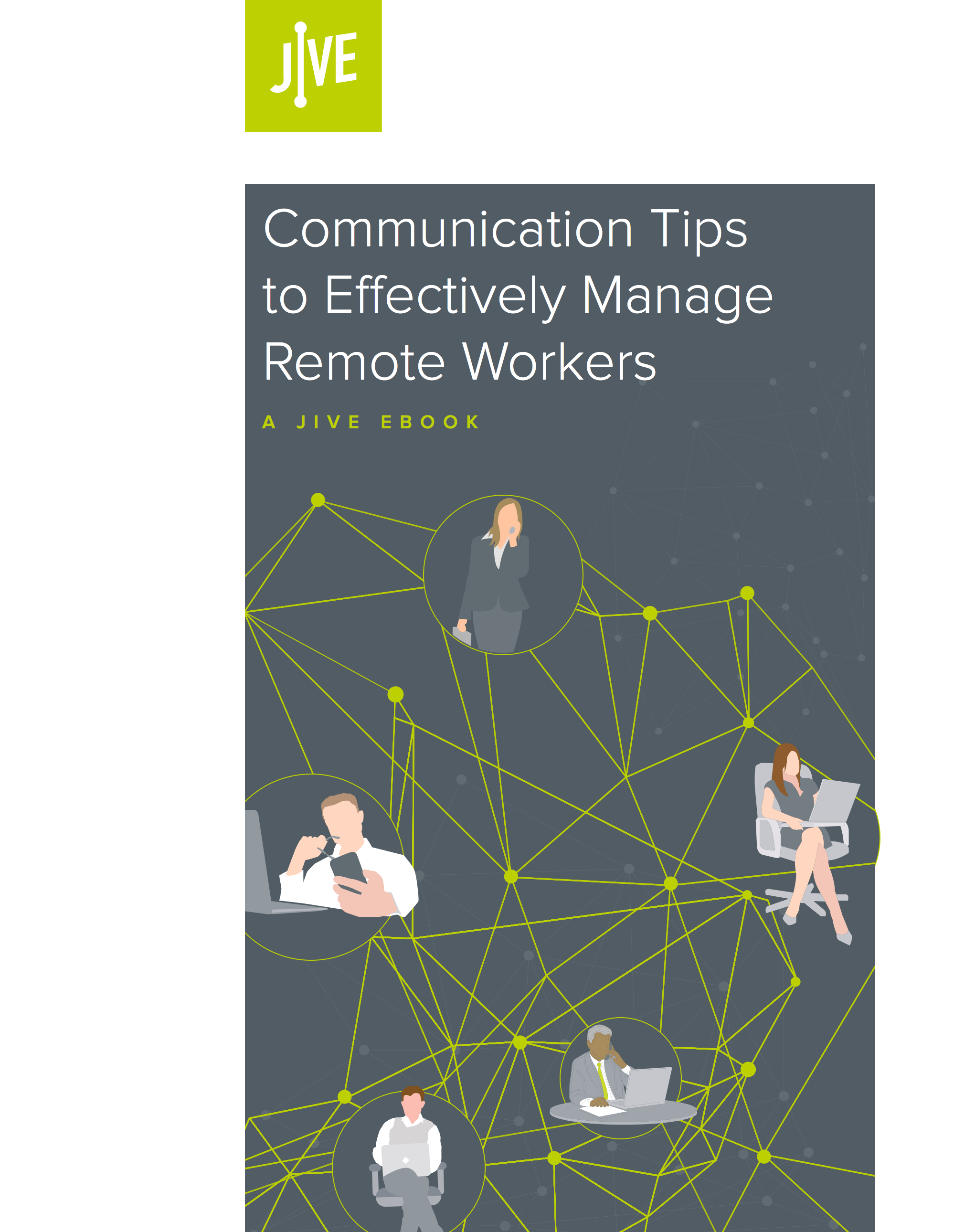 Ebook Communication Managing Remote Employees Jive