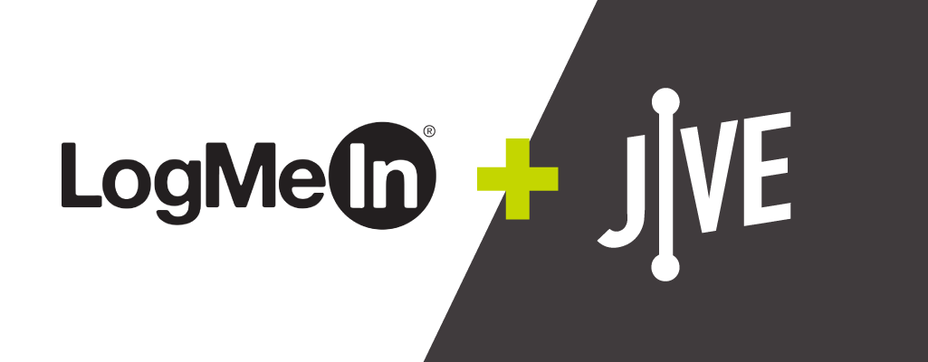 Jive and LogMeIn to Join Forces