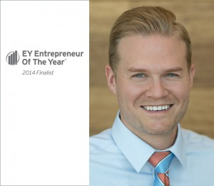 John Pope 2014 EY Entrepreneur of the Year Finalist - Jive