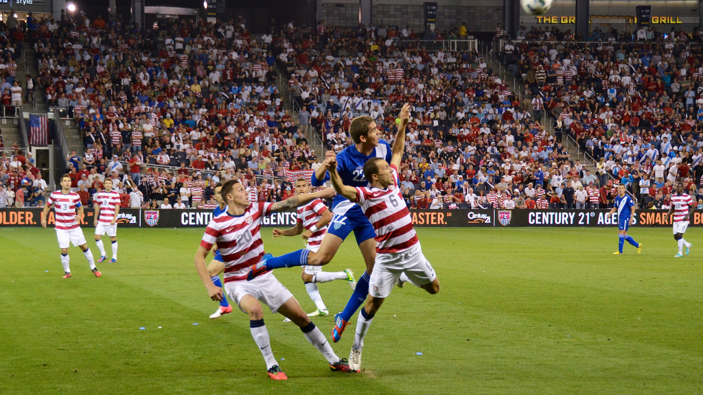 U.S. Men's National Soccer