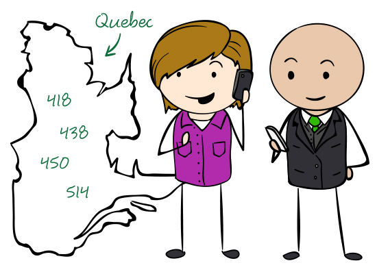 Quebec Numbers