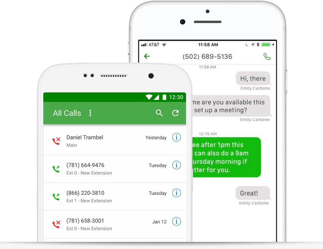 Grasshopper Virtual Phone System Manage Your Calls Online