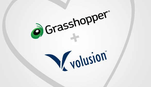 Grasshopper Loves Volusion