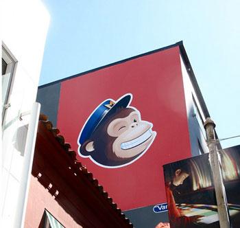 Freddie ở San Francisco.  Nguồn: MailChimp