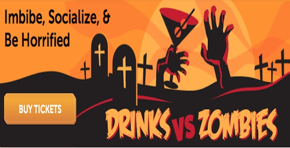 Drinks vs Zombies