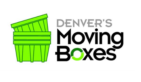 Denver Moving Boxes Logo