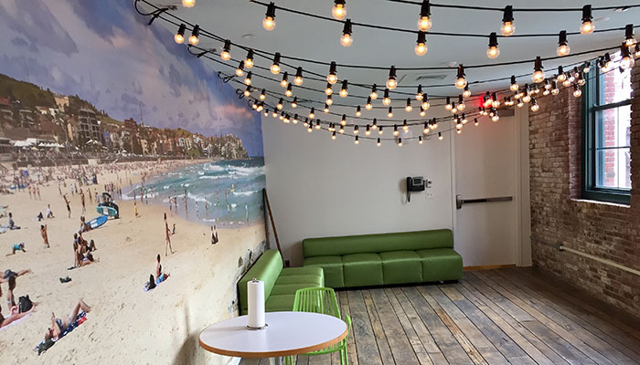 beachy meeting room