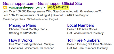 Grasshopper Search Result