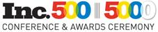 The Inc. 500|5000 Conference & Awards Ceremony Logo