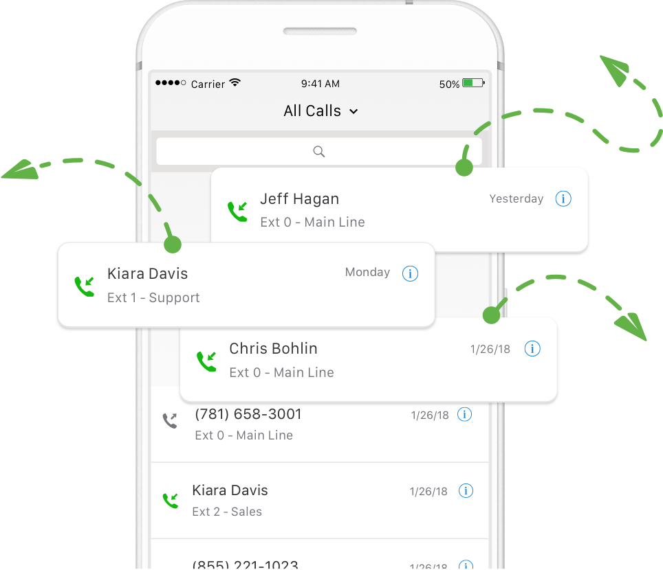 Get Virtual Phone Extensions For Your Business Grasshopper