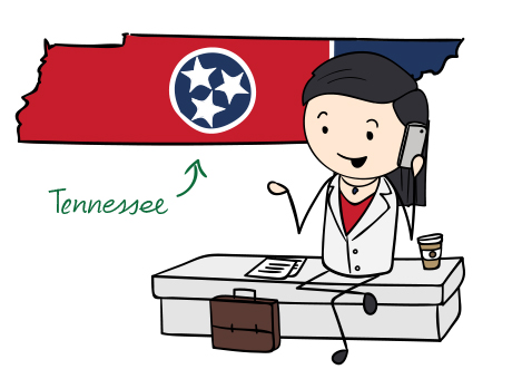 Tennessee (TN) Phone Numbers - Local Area Codes 423, 615, 731, 865 ...