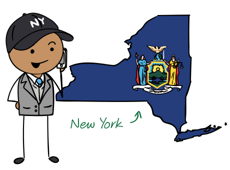 New York NY Phone Numbers Local Area Codes 212 315 347 516