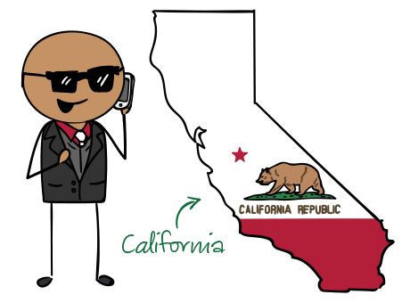 California CA Phone Numbers Local Area Codes - Area code 209 usa