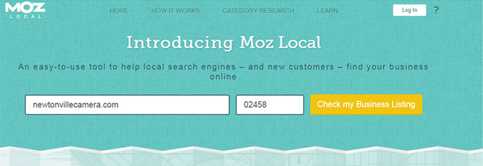 Moz local