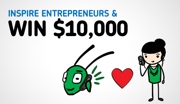 Win $10,000 From Grasshopper