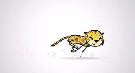 Cheetah vs Grasshopper