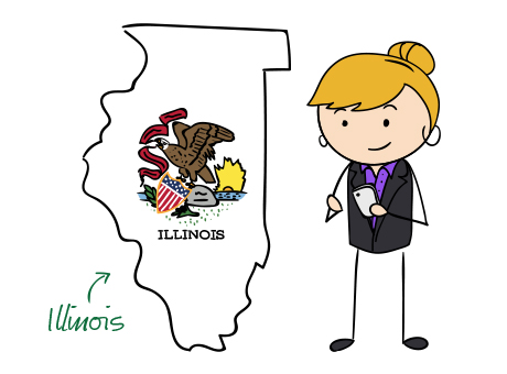 Illinois (IL) Phone Numbers - Local Area Code 217, 224, 309, 312 ...