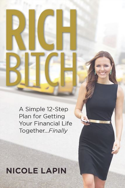 rich bitch book cover