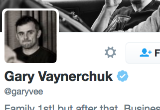 @garyvee verified