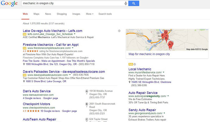 Google Analytic Pay Per Click