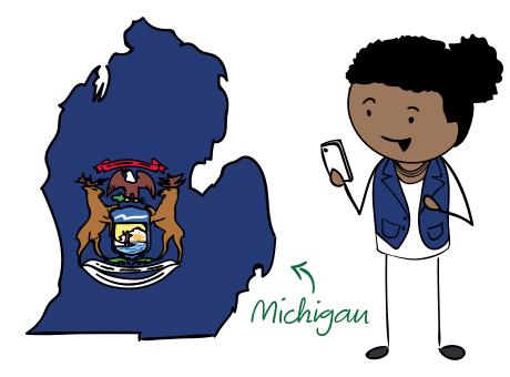 Michigan (MI) Phone Numbers - Local Area Code 231, 248, 269