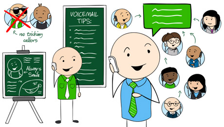 Perfect Voicemail Greetings: 10 Helpful Tips (Plus Examples!)