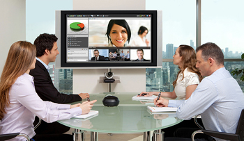 group video conf