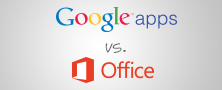 Google Apps vs. Office 365 - Comparing Cloud-Based Software Applications