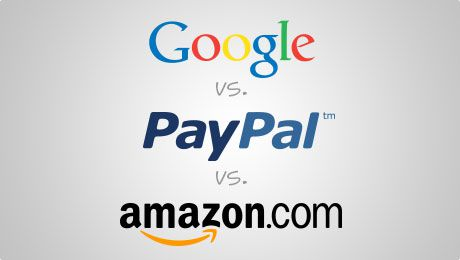 Online Payment Solutions Google Checkout Vs PayPal Vs Amazon Payments - Free sample invoice pay amazon store card online