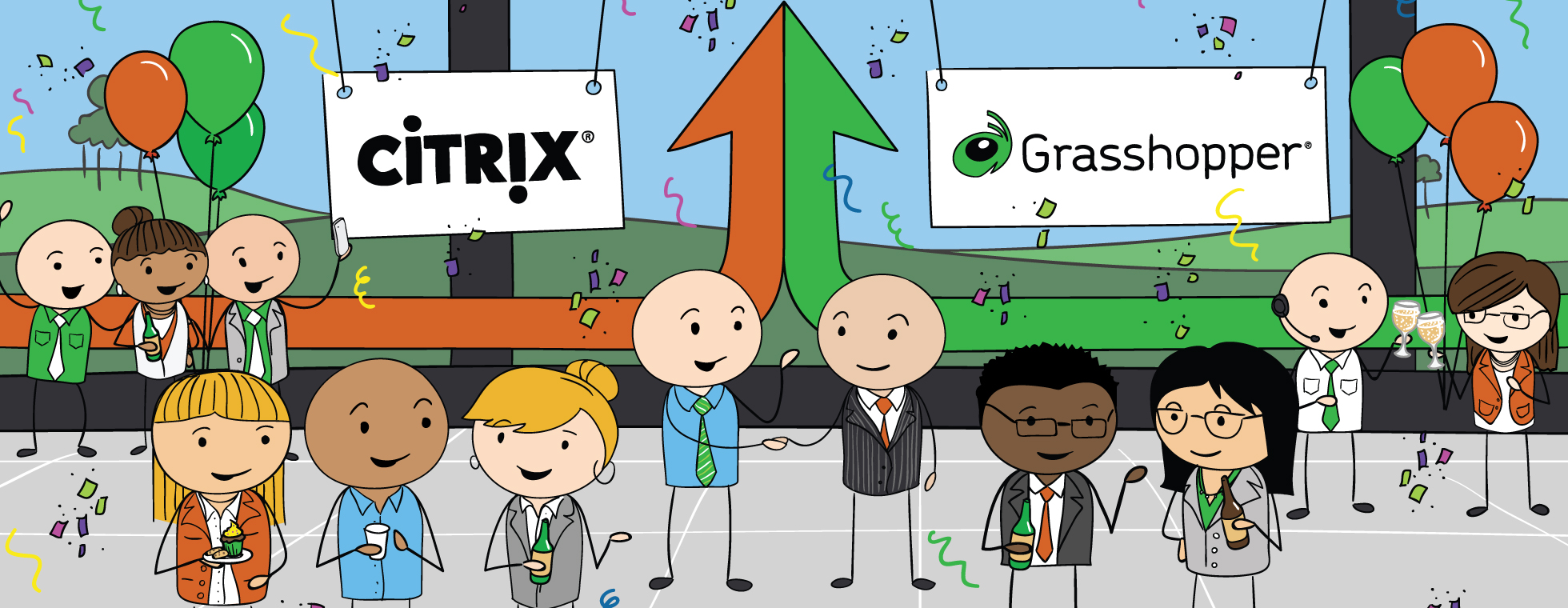 Citrix acquires Grasshopper