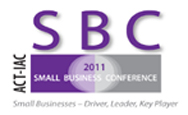 The American Council for Technology and Industry Advisory Council (ACT-IAC) Small Business Conference Logo