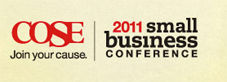 COSE Small Business Conference Logo