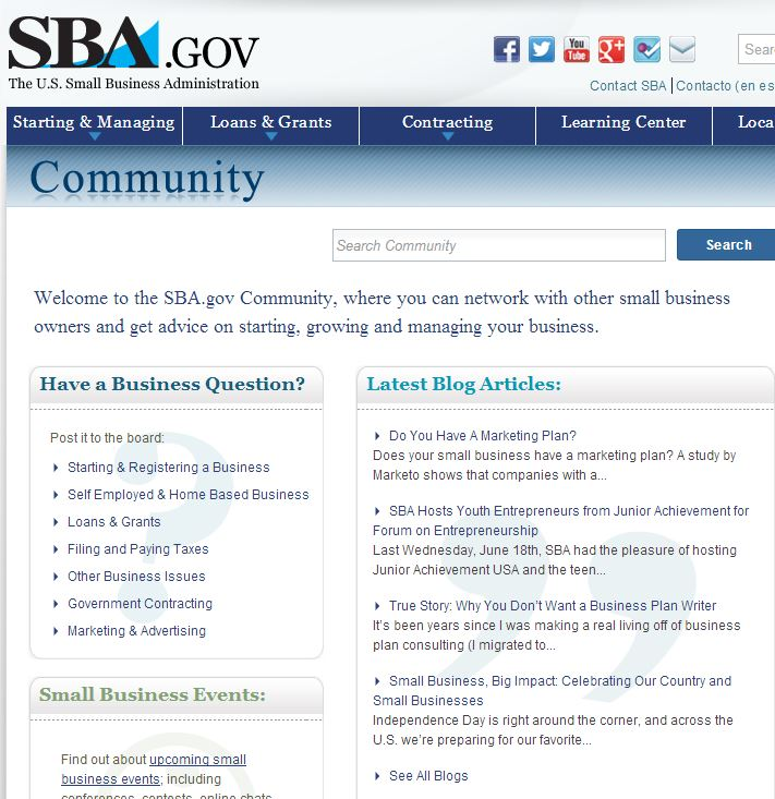 sba questions We support america's small businesses the sba connects entrepreneurs with lenders and funding to help them plan, start and grow their business.