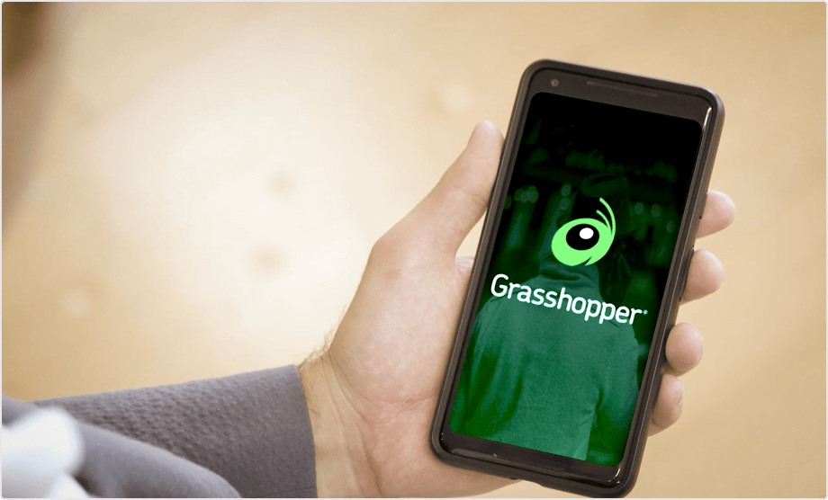 Video highlighting Grasshopper's key benefits.
