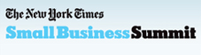The New York Times Small Business Summit Logo