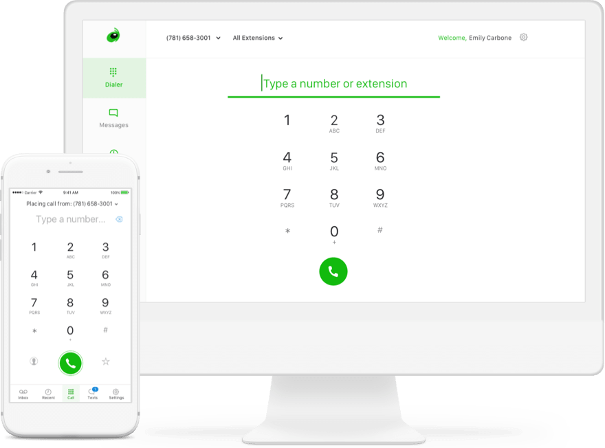 Grasshopper Virtual Phone System How It Works